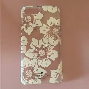 kate spade new york hollyhock case iphone 6,7,8+